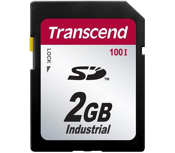Transcend 2GB SD průmyslová paměťová karta (TS2GSD100I)