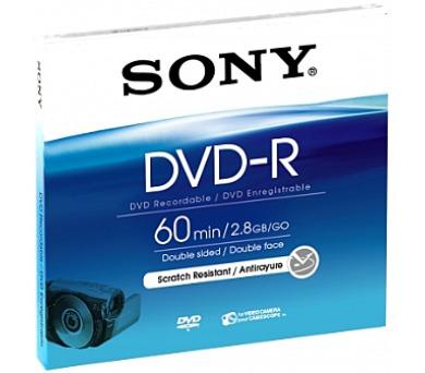 SONY pro DVD kamery