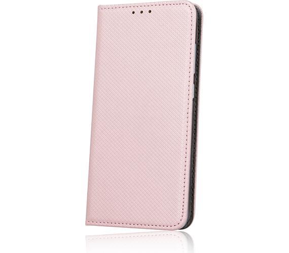 Pouzdro s magnetem LG G6 Fit rose gold