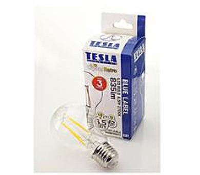 Tesla LED žárovka CRYSTAL RETRO BULB E27