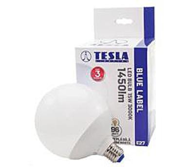 Tesla LED žárovka GLOBE E27