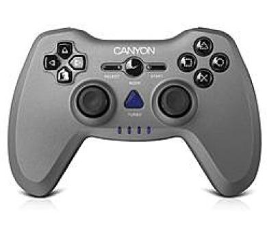 CANYON bezdrátový gamepad (pro PC + DOPRAVA ZDARMA