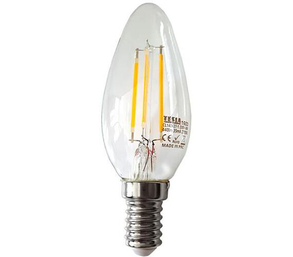 Tesla LED žárovka