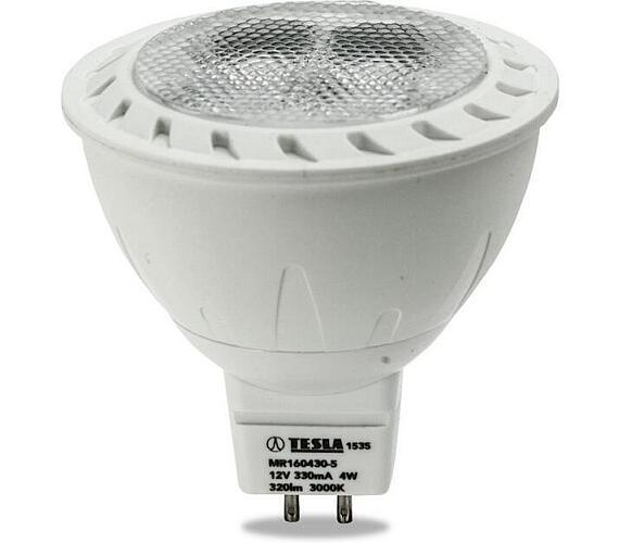 Tesla LED žárovka GU5,3 MR16