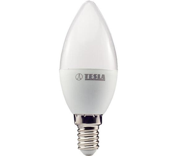 Tesla LED žárovka CANDLE svíčka