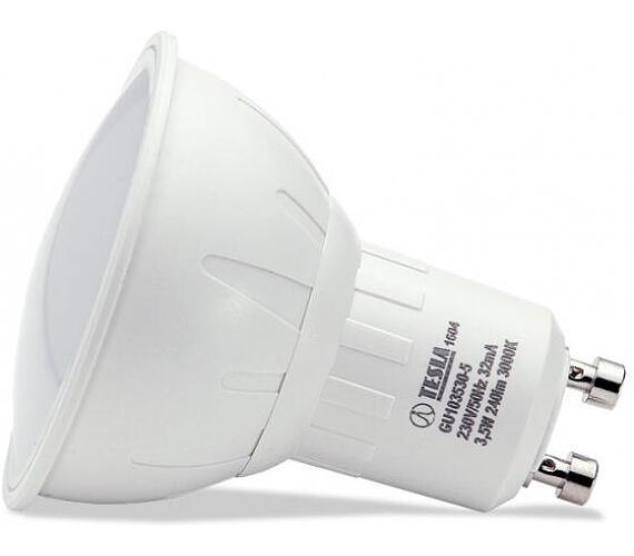 Tesla LED žárovka GU10