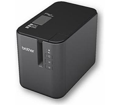 Brother PT-P900W Profesionální PC tiskárna štítků s integrovanou Wi-Fi nevra.