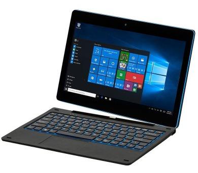 "UMAX tablet PC VisionBook 11Wi-64G/ 2in1/ 11,6"" IPS/ 1366x768/ 2GB/ 64GB Flash/ micro HDMI/ micro USB/ W10 Home/ černý (UMM200V64)"