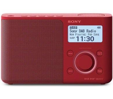 SONY XDR-S61DR Přenosné FM/DAB rádio + DOPRAVA ZDARMA