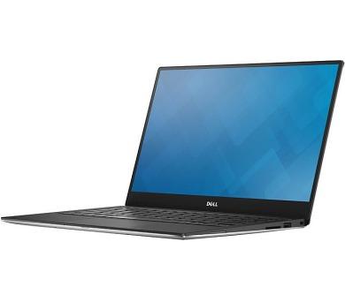 """DELL Ultrabook XPS 13 (9360)/i5-7300U/8GB/256GB SSD/Intel HD/13.3"""" FHD/Win 10 Pro/silver"""