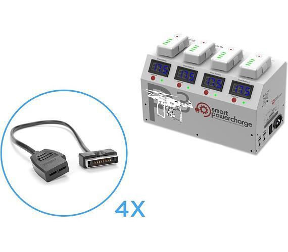 Phantom nabíjecí stanice pro akumulátory Phantom 3/4 + DOPRAVA ZDARMA