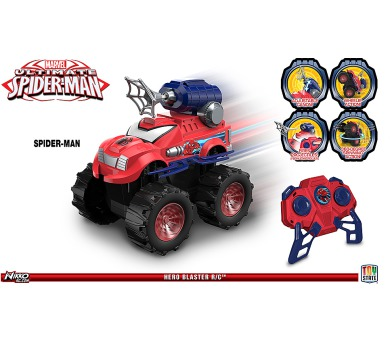 RC MARVEL HERO blaster Spider-Man + DOPRAVA ZDARMA