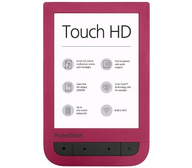 E-book POCKETBOOK 631 Touch HD
