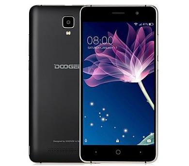 Doogee X10 DualSIM gsm tel. 0,5+8GB Obsidian Black