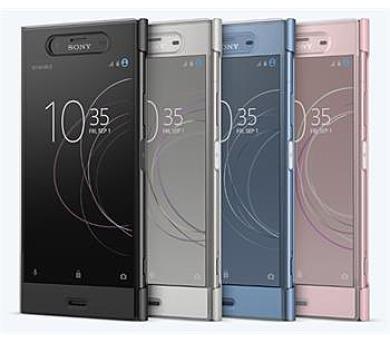 Sony Style Cover Touch pro Xperia XZ1 Black + DOPRAVA ZDARMA
