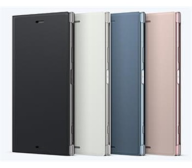Sony Style Cover Flip pro Xperia XZ1 Black