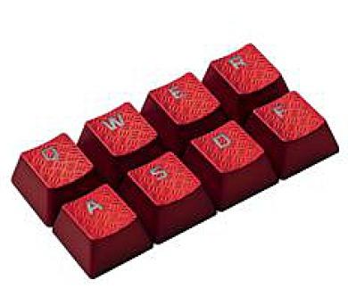 Kingston HyperX FPS & MOBA herní klávesy Upgrade Kit (červená) (HXS-KBKC1)