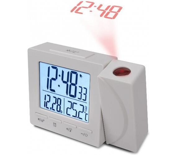 Digitální budík s teploměrem a projekcí RM512PW Oregon Scientific