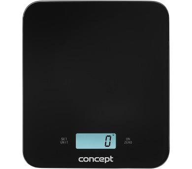 Concept VK5712 Váha kuchyňská digitální 15 kg BLACK