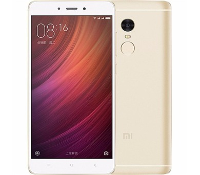 XIAOMI Redmi Note 4 Global DS,64GB zlatá