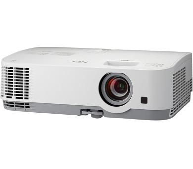 NEC Projector ME401W - LCD/WXGA 1280 x 800/4000AL/6.000:1/1x20W Repro + DOPRAVA ZDARMA