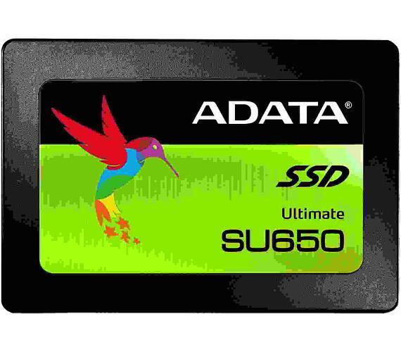 "ADATA SU650 120GB SSD / Interní / 2,5"" / SATAIII / 3D NAND"