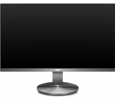 "AOC LCD I2490VXQ 23,8"" IPS/1920x1080/20m:1/4ms/VGA/HDMI/DP/repro/tmavě šedý (I2490VXQ/BT) + DOPRAVA ZDARMA"