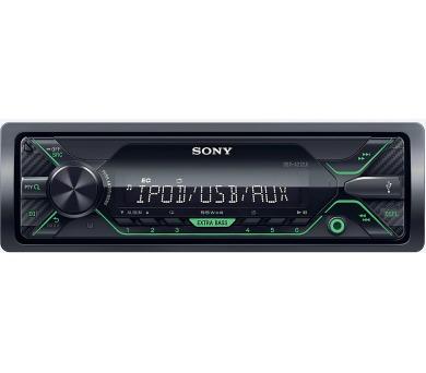 SONY DS-XA212UI Autorádio (1 DIN) bez optické mechaniky s širokými možnostmi propojení