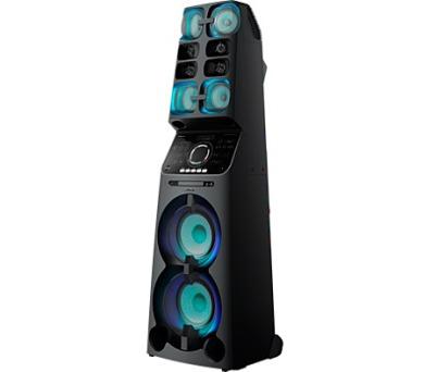 SONY MH-CV90DW Výkonný domácí hudební systém z řady High Power Audio s koleckama (MHCV90DW.CEL)