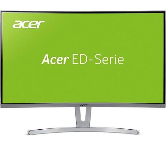 "Acer LCD ED322Qwmidx 31,5"" VA LED Curved/1920x1080 /100M:1/4ms/250 cd/m2/ VGA"