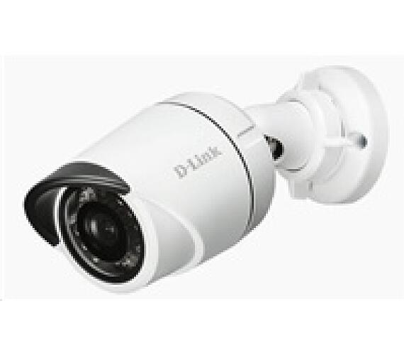 D-Link DCS-4703E Vigilance 3-Megapixel Outdoor PoE Mini Bullet Camera + DOPRAVA ZDARMA