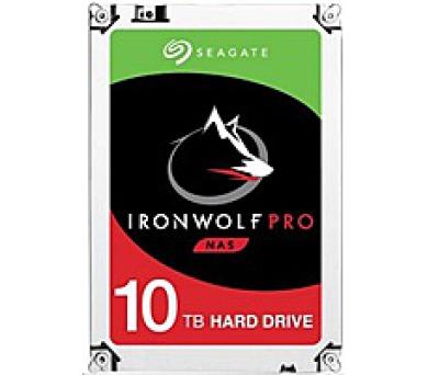 SEAGATE HDD IRONWOLF PRO (NAS) 10TB SATAIII/600