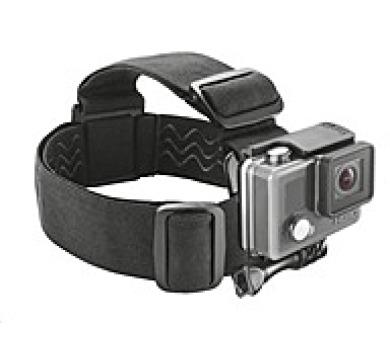 TRUST držák pro kameru Head Strap For Action Cameras (20892)