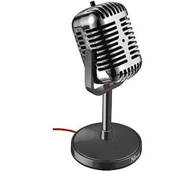 TRUST Mikrofon Elvii