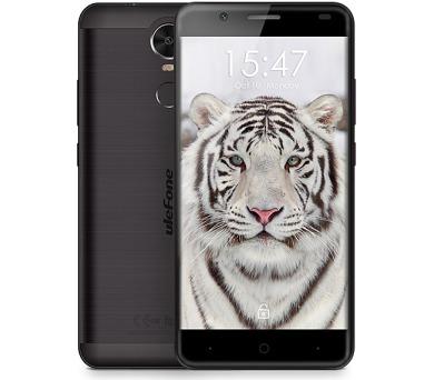 "UleFone smartphone Tiger 5,5"" Black"