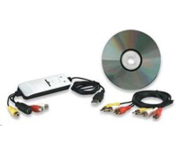MANHATTAN Hi-Speed USB Audio/Video Grabber