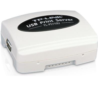 TP-Link TL-PS110U Print Server Single USB 2.0 + DOPRAVA ZDARMA