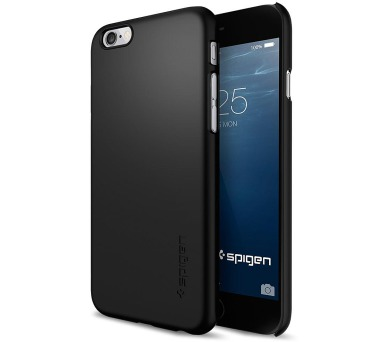 "SPIGEN Thin Fit PRO APPLE IPHONE 6 4,7"" - ČERNÝ"