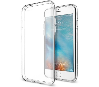 "SPIGEN Liquid Crystal PRO APPLE IPHONE 6 4,7"" - TRANSPARENTNÍ"
