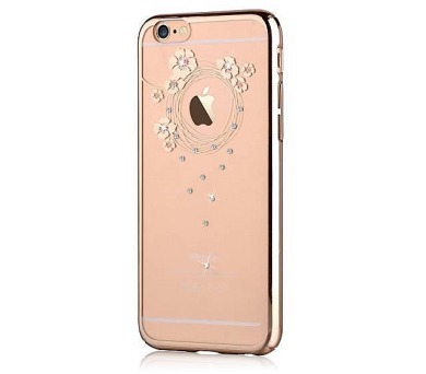 DEVIA PRO APPLE IPHONE 6/6S - GARLAND CHAMPAGNE GOLD