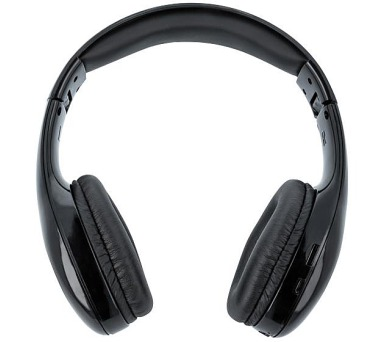 Forever BHS-200 černé + DOPRAVA ZDARMA