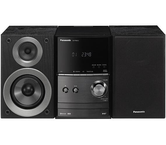 Panasonic SC PM602EG-K