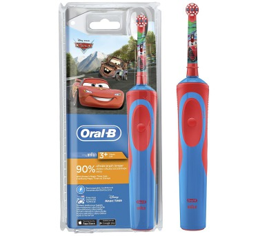 VITALITY CARS ZUBNÍ KARTÁČEK ORAL B Oral-B