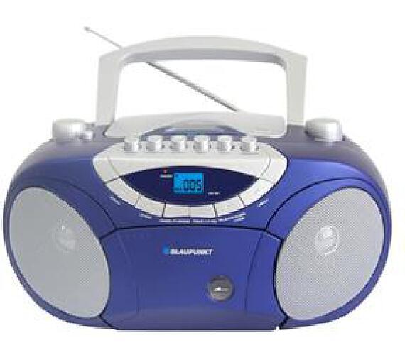 BLAUPUNKT BB15BL FM PLL CD/MP3/USB/AUX + DOPRAVA ZDARMA