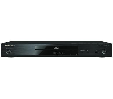 PIONEER BDP-100-K Blu-ray přehrávač černý + DOPRAVA ZDARMA