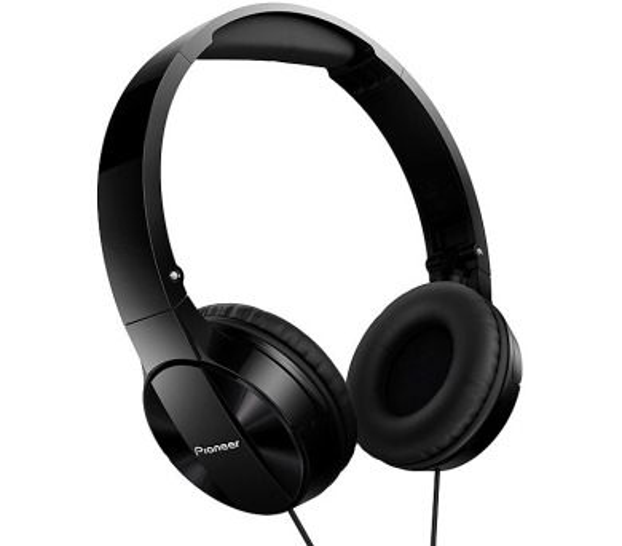 PIONEER SE-MJ503TK headset/ Černá
