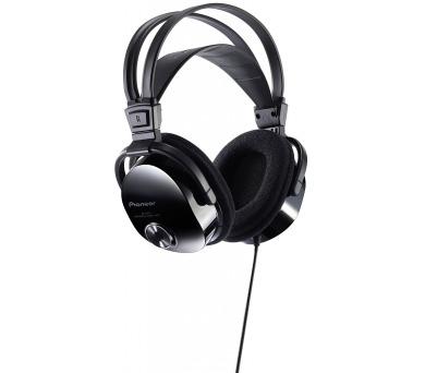 """PIONEER SE-M531 sluchátka / uzavřená/ 40mm měniče/ 3,5"""" stereo jack/ 3,5m / 7Hz-40kHz + DOPRAVA ZDARMA"""