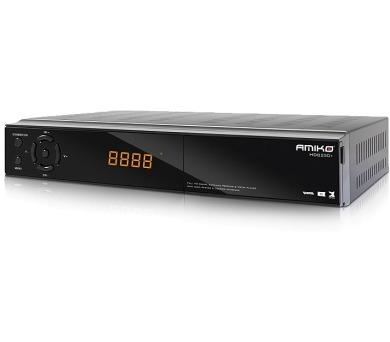 AMIKO DVB-S2 HD přijímač 8250+ CICXE/ Full HD/ čtečka UNI/ S/PDIF/ EPG/ PVR/ RS232/ HDMI/ USB/ SCART/ LAN