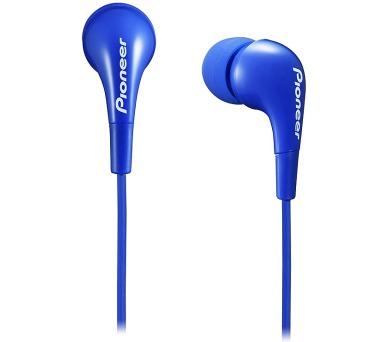 PIONEER SE-CL502-L sluchátka do uší / modré