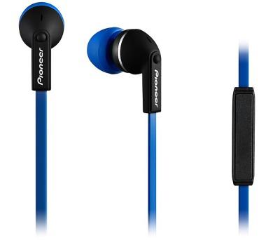 PIONEER SE-CL712T-L Headset / modré